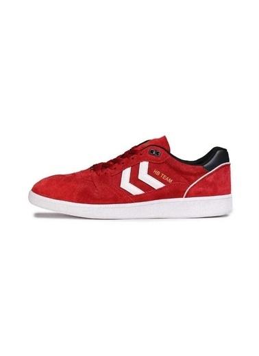 Hummel Hummel Hb Team Suede Sneaker 208698-3062 208698-3062003 Kırmızı